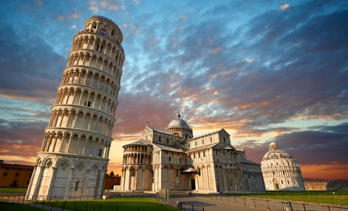 Tower-Pisa